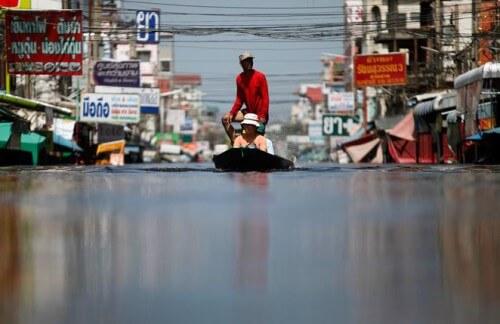Bangkok sprofonda