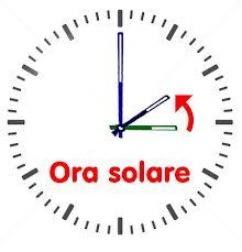 Ora solare in arrivo, stop all'ora legale