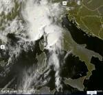 Tempo in atto sull'Italia: violenti temporali al Centro-Nord, la situazione