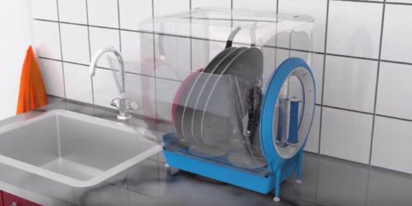 Circo la lavastoviglie ecologica lava i piatti senza for La lavastoviglie
