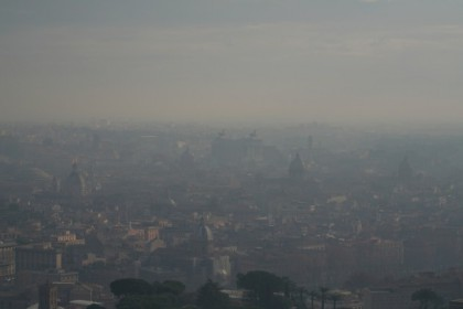 smog roma