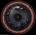 Astronomia, l'intero Universo in una sola immagine