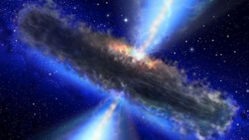 Buco nero a forma di anello mette in discussione la relatività di Einstein