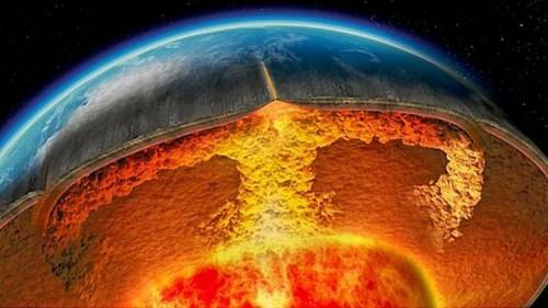 mantello della Terra