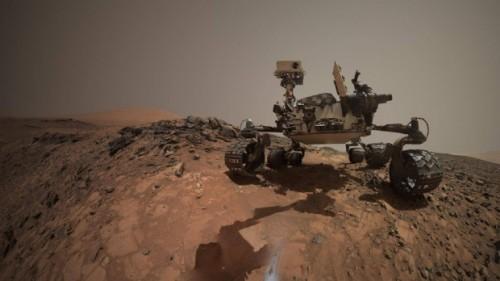 NASA, un tour interattivo su Marte grazie a Curiosity