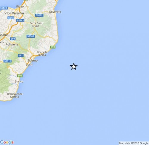 terremoto sud italia