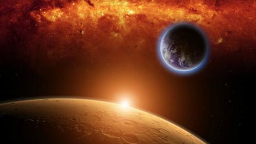 Astronomia: Marte si avvicina alla Terra, mai così negli ultimi 11 anni