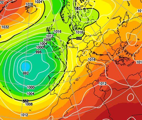 Tendenza meteo: nuova ondata di caldo dalla prossima settimana