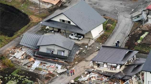Nuova scossa di terremoto in Giappone, allerta tsunami