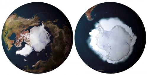Artico: registrate temperature superiori alla media di 20 gradi