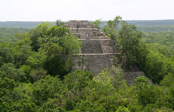 Maya: un'altra città scoperta nel cuore dello Yucatan