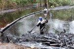 Perù: nuovo spaventoso sversamento di petrolio nel fiume Marañón