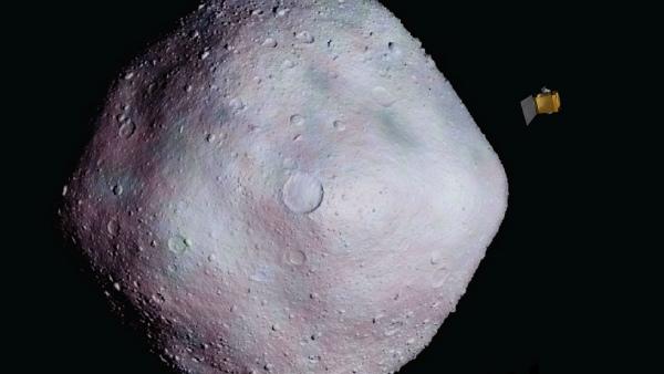 asteroide bennu 1