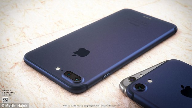 iPhone 7 blu e nuovo Apple Watch: le ultime indiscrezioni Apple