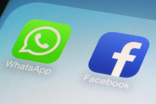 condivisione WhatsApp Facebook