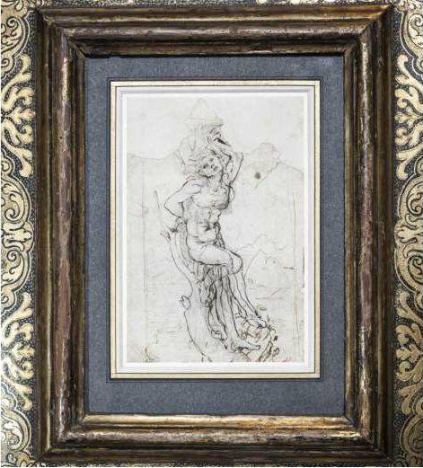 Scoperto nuovo disegno di Leonardo da Vinci