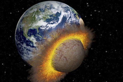 Ricostruito un violento bombardamento subito dalla terra quattro miliardi di anni fa