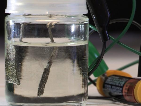 batteria a idrogeno