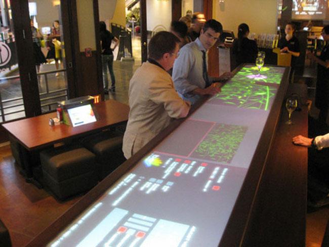 touch screen uwink