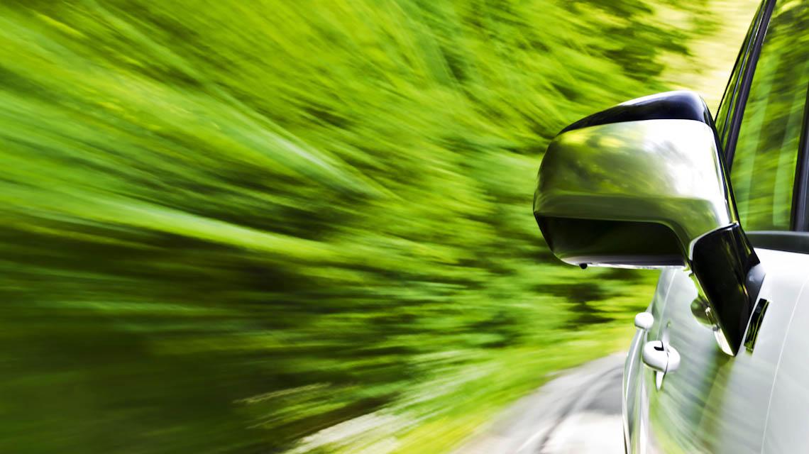In futuro viaggeremo su auto che sfrutteranno il vento?