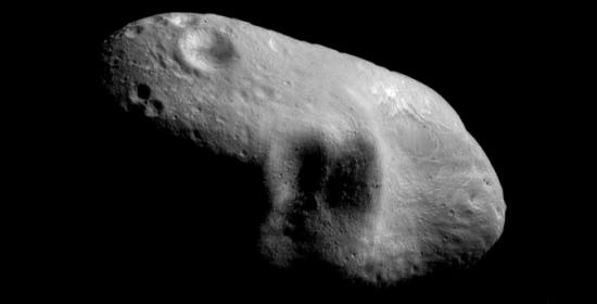 Ecco come potrebbe essere la quasi-Luna 2014 OL339 - Wikipedia