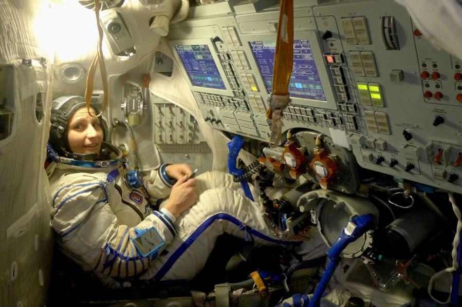 Samantha Cristoforetti è nella storia: con successo arriva sulla Stazione Spaziale Internazionale