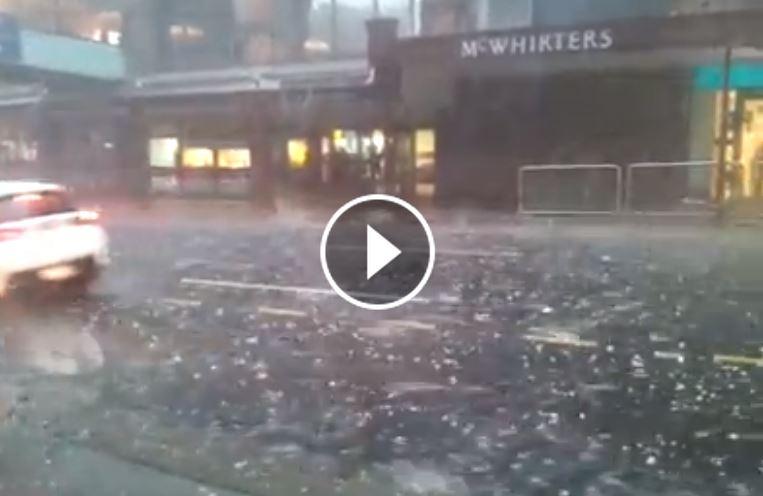 Tempesta di grandine a Brisbane, Australia: video da non perdere