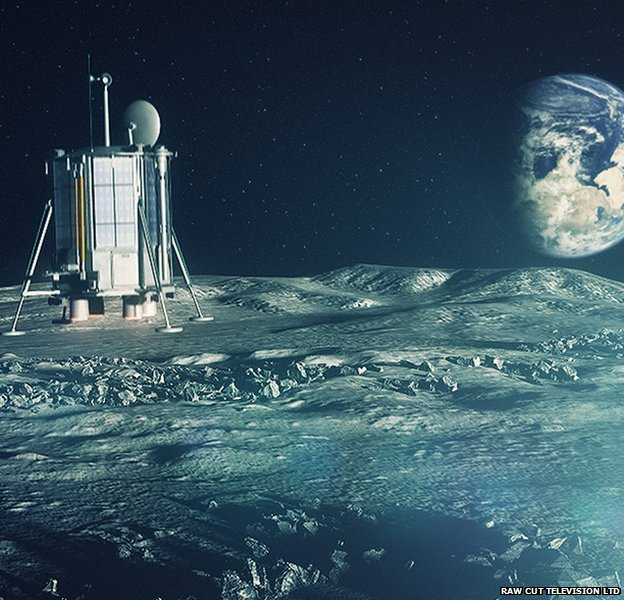 Coinvolgere la gente comune per avviare una missione sulla Luna: ecco come si può