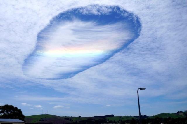 Ecco delle straordinarie formazioni nuvolose fotografate pochi giorni fa in Australia - ABC