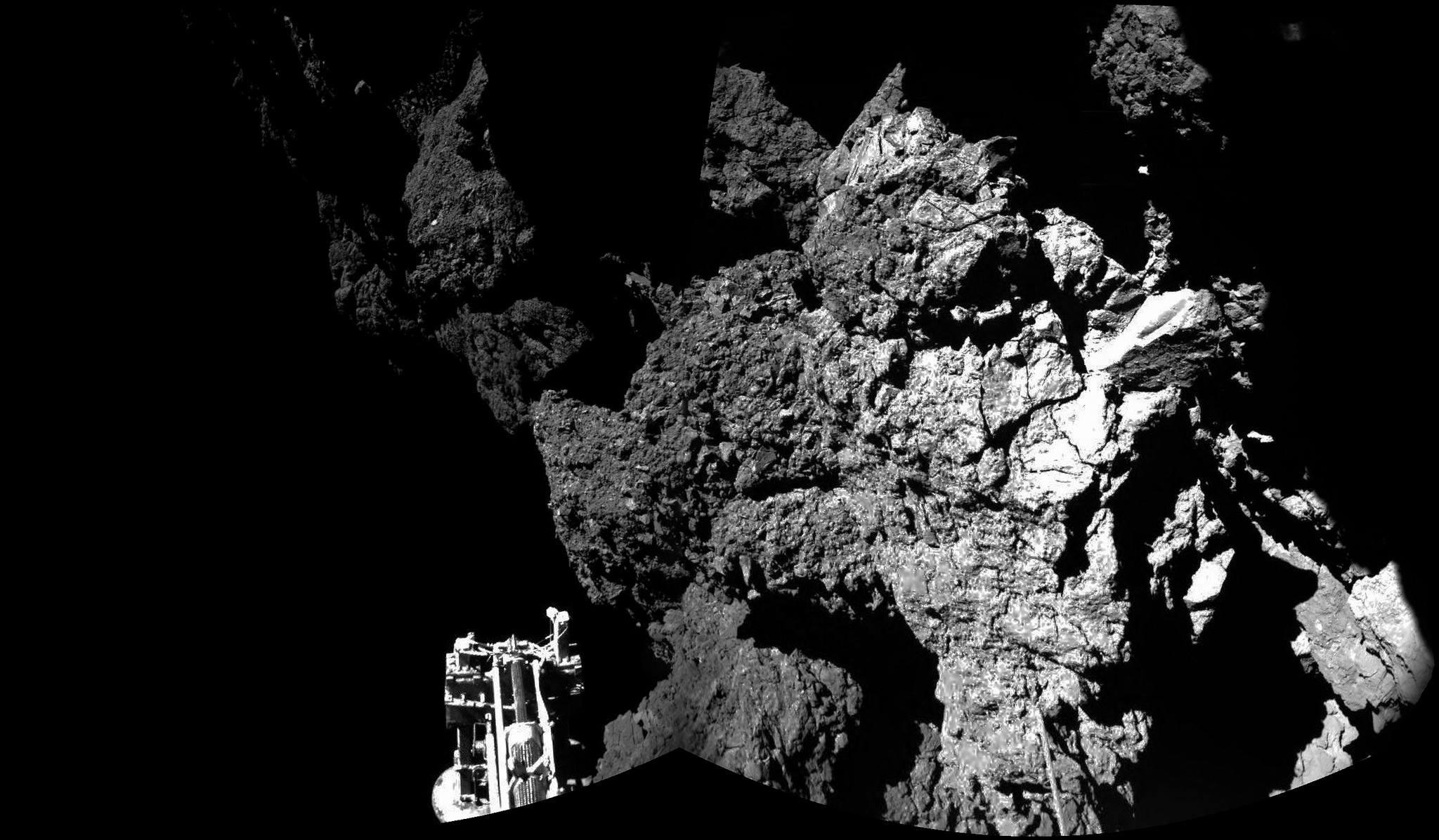 Missione Rosetta: il rover Philae è veramente compromesso o la missione può proseguire? - Immagine ESA