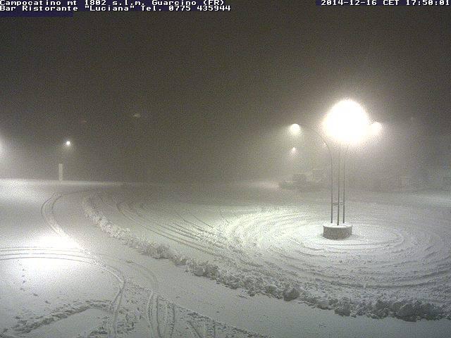Webcam Campocatino, provincia di Frosinone