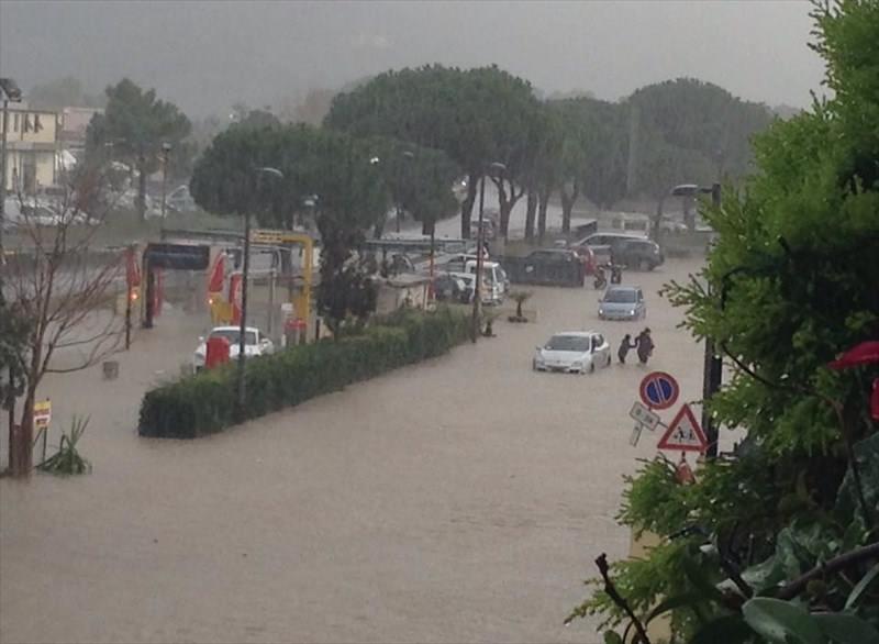 Alluvione-lampo all'Isola d'Elba - Alessandra Bargellini