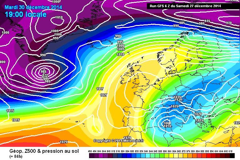 Freddo e neve sul medio-lungo termine - www.meteociel.fr