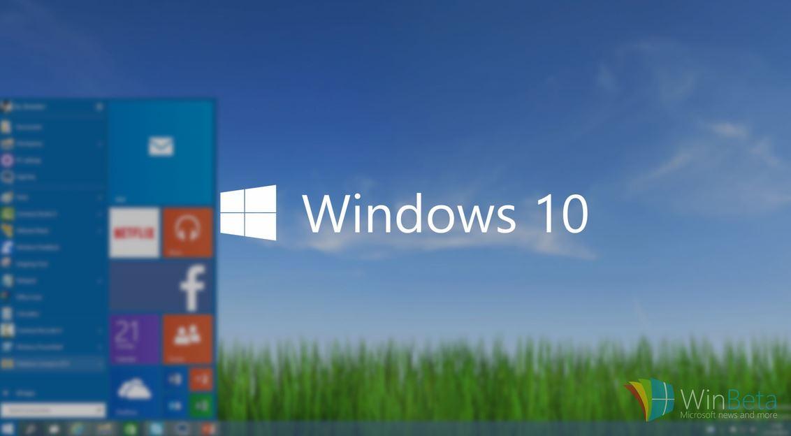 Windows 10: si può scaricare gratis il primo anno se già possessori di Windows 8.1 e 7