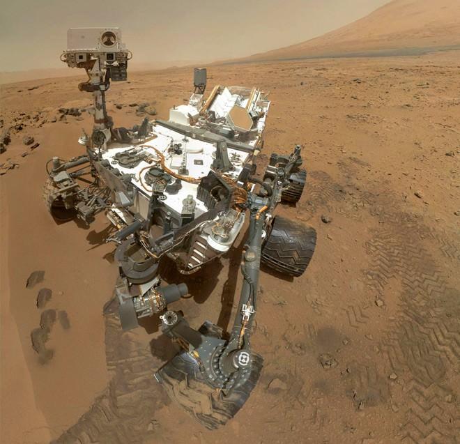 Su Marte c'era un lago di acqua dolce, Curiosity l'ha trovato - foto NASA
