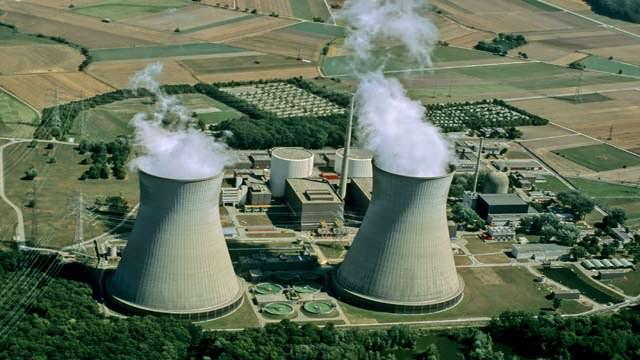 Segnalata anomalia all'interno di una centrale nucleare in Francia - foto di archivio