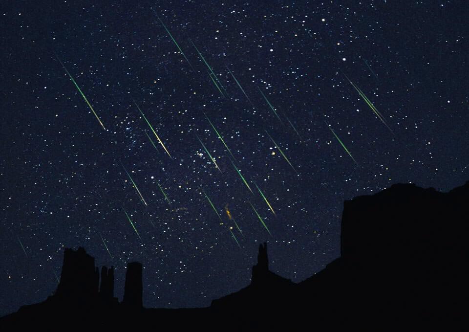 Questa sera lo spettacolo delle Liridi, le stelle cadenti di Aprile
