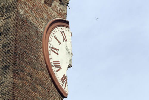 Terremoto dell'Emilia-Romagna: a tre anni dalla prima scossa