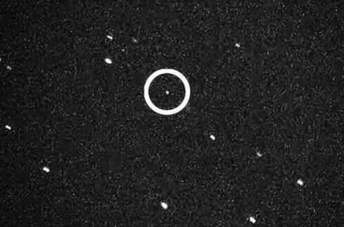 Asteroide 2012 TC4 in arrivo nel mese di Ottobre del 2017, quale rischio impatto?