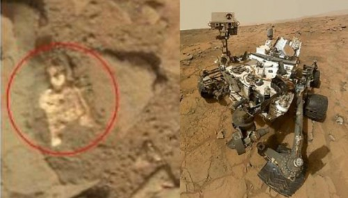 Fossile su Marte