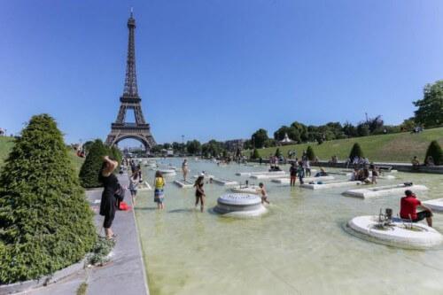 Caldo record, in Francia oltre 750 vittime dall'inizio di Luglio
