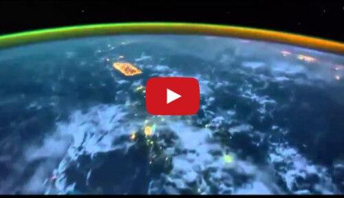 La Terra dalla Stazione Spaziale Internazionale, il video più bello di sempre - Youtube
