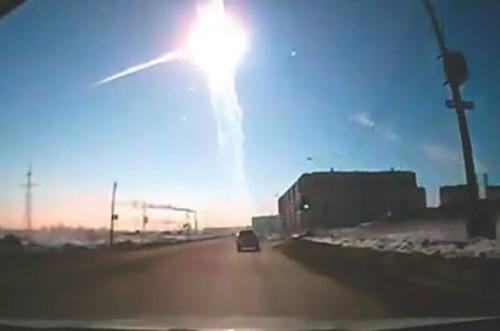 Meteorite caduto in Iran, gravi danni a Qazvin, prime info - immagine di archivio