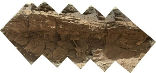 Curiosity scopre e studia una misteriosa roccia su Marte - NASA