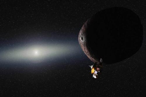 New Horizons, ecco quale sarà il prossimo obiettivo