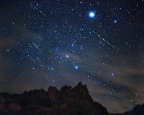 Stelle cadenti di Agosto e Settembre: numerosi sciami meteorici in arrivo