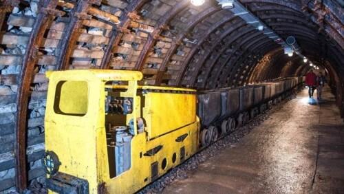 treno oro polonia