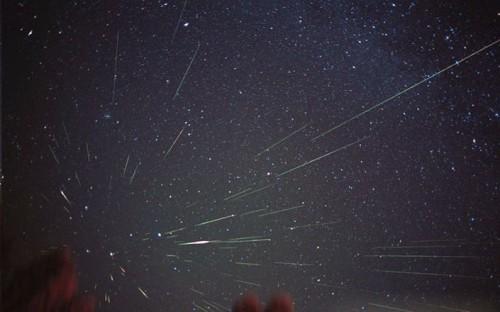 Sciami meteorici