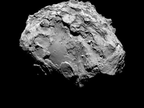 cometa ghiaccio trasformista