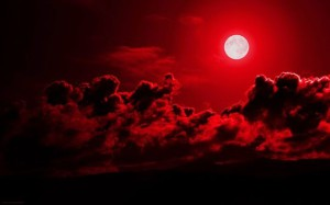eclissi di luna 28 settembre